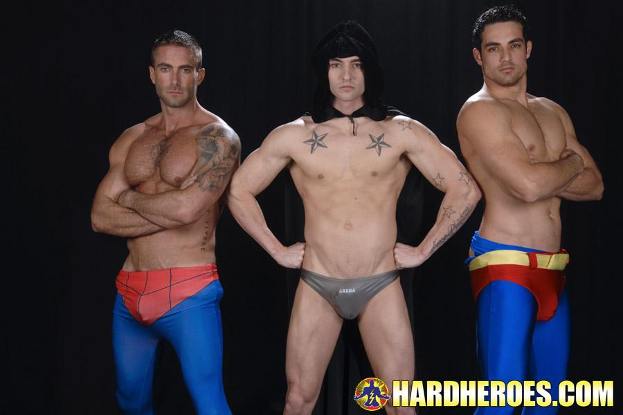 gay men hardcore